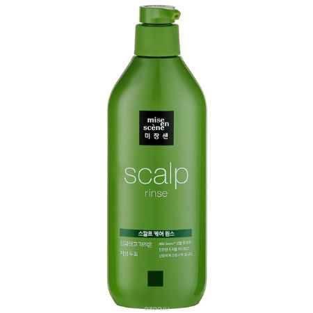 Купить Mise en Scene Кондиционер для волос Style Green Scalp Care, 530 мл
