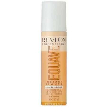 Купить Revlon Professional Equave Несмываемый кондиционер мгновенного действия, облегчающий расчесывание Instant Beauty Sun Protection Detangling 200 мл