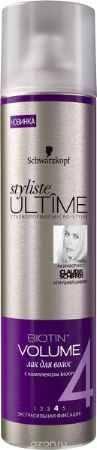 Купить STYLISTE ULTIME Лак Biotin+Volume, 300 мл