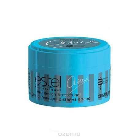 Купить Estel Airex Stretch-гель для дизайна волос пластичная фиксация 65 мл