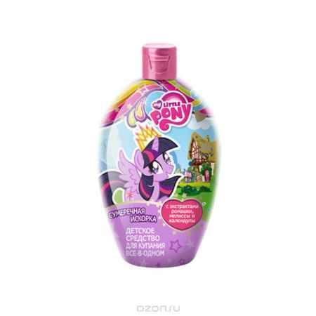 Купить My little pony Средство для купания все-в-одном