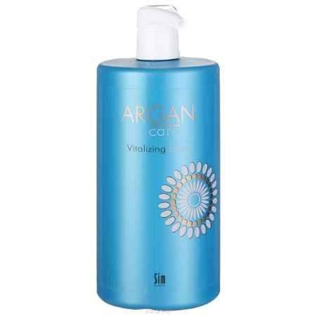 Купить SIM SENSITIVE Увлажняющий бальзам для окрашенных и поврежденных волос Argan Care Vitalizing Balm Арган Кеа Виталайзинг 1000 мл