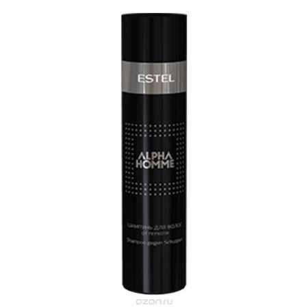 Купить Estel Alpha Homme - Тонизирующий шампунь с охлаждающим эффектом для волос и тела 250 мл
