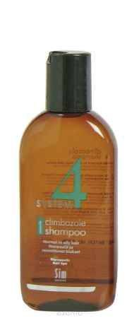 Купить Sim Sensitive Терапевтический шампунь № 1 SYSTEM 4 Climbazole Shampoo 1, 100 мл