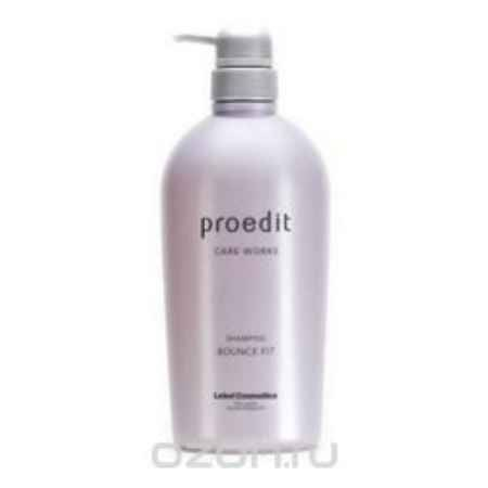 Купить Lebel Proedit Care Шампунь для мягких волос Works Bounce Fit 700 мл