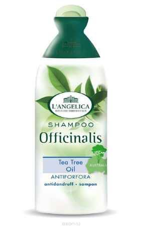 Купить L'angelica (0935) Шампунь против перхоти Чайное дерево, 250 мл