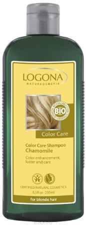 Купить LOGONA Color Care Шампунь с Ромашкой 250 мл