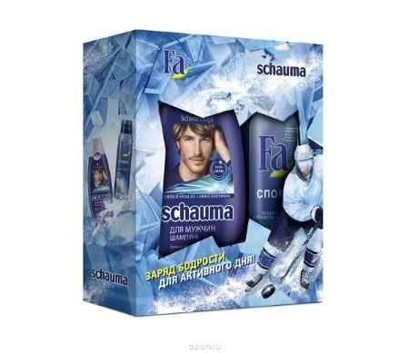 Купить SCHAUMA + FA Подарочный набор