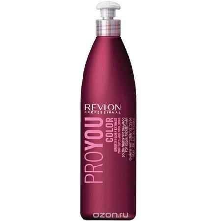 Купить Revlon Professional Pro You Шампунь для сохранения цвета окрашенных волос Color Shampoo 350 мл