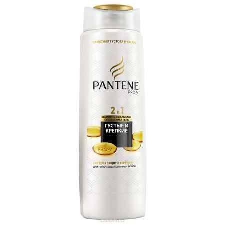 Купить Pantene Pro-V Шампунь и бальзам-ополаскиватель 2в1