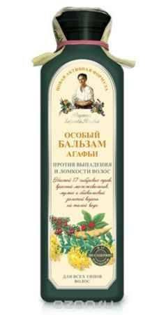 Купить Рецепты бабушки Агафьи бальзам Особый Агафьи против выпадения и ломкости волос 350 мл