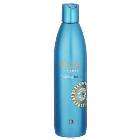 Купить SIM SENSITIVE Увлажняющий бальзам для окрашенных и поврежденных волос Argan Care Vitalizing Balm Виталайзинг 300 мл