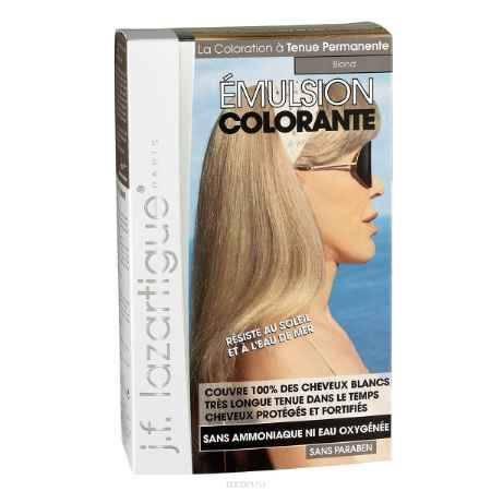 Купить J.F.Lazartigue Оттеночная эмульсия для волос Блондин 60 мл
