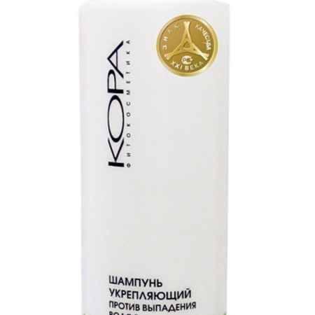 Купить Кора Шампунь укрепляющий, против выпадения волос, 400 мл