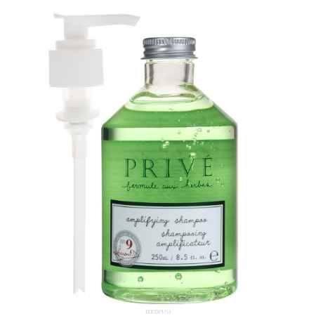 Купить Prive Шампунь укрепляющий, для объема волос, 250 мл