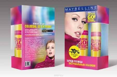 Купить Maybelline New York Набор: Тушь для ресниц