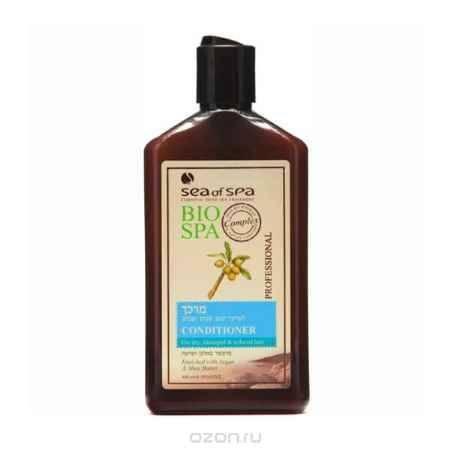Купить Sea of Spa Кондиционер для окраш/поврежденных волос с маслом Аргании и Ши, 400 мл