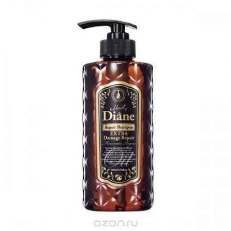 Купить Moist Diane Repair Shampoo Extra Damage Repair GL Глубокое восстановление поврежденных волос, 500 мл