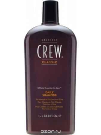 Купить American Crew Шампунь для ежедневного ухода Classic Daily Shampoo 1000 мл