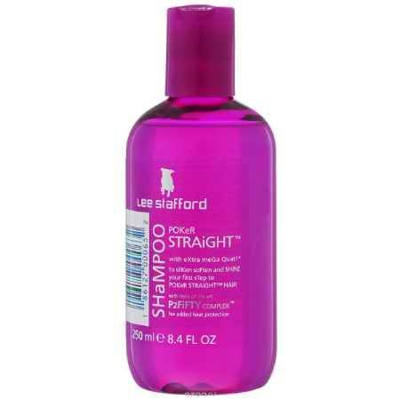 Купить Lee Stafford Шампунь для выпрямления волос