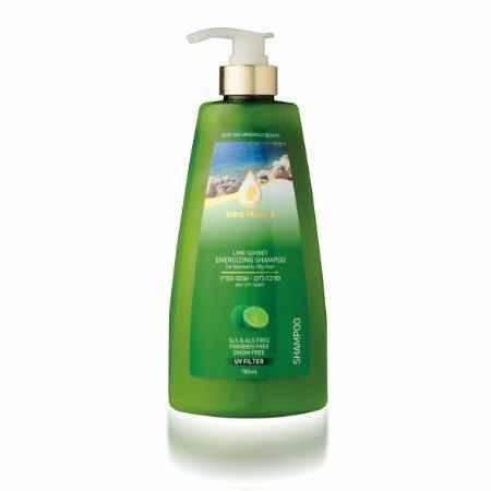 Купить Extra Mineral Шампунь для жирных волос с лаймовым щербетом 780 мл