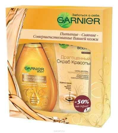 Купить Garnier Подарочный набор: Масло-спрей для тела