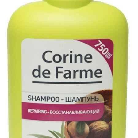 Купить Corine De Farme Оздоравливающий шампунь с маслом Карите, 750 мл