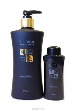 Купить DaengGiMeоRi Набор (шампунь Intensive scalp care шампунь, 300 мл + шампунь, 70 мл)