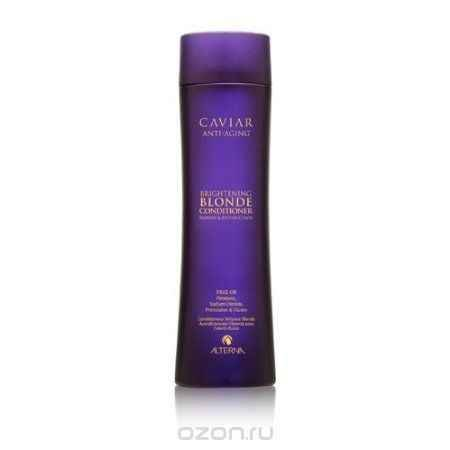 Купить Alterna Кондиционер c морским шелком для светлых волос Caviar Anti-Aging Seasilk Blonde Conditioner - 250 мл