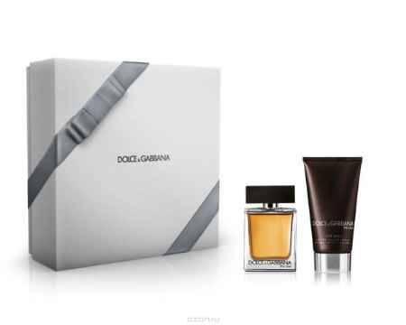Купить Dolce&Gabbana Набор The One For Men Туалетная вода 50 мл + бальзам после бритья 75 мл