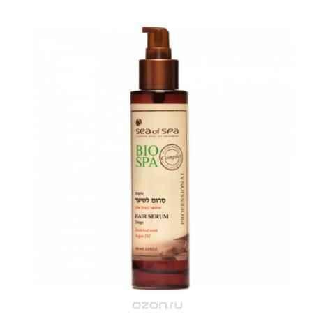 Купить Sea of Spa Сыворотка для волос с льняным маслом, 100 мл