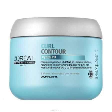 Купить L'Oreal Professionnel Маска-питание для четкости контура завитка для вьющихся волос Expert Curl Contour - 200 мл