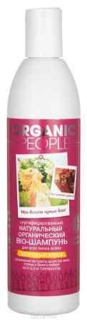 Купить Organic People Шампунь для волос Здоровый блеск, 360 мл