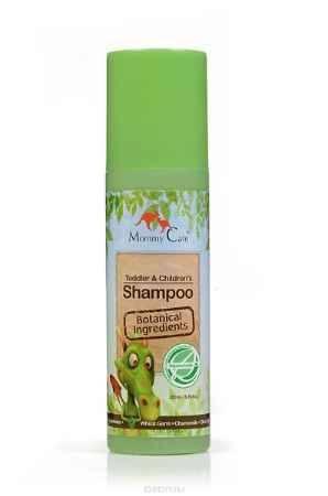 Купить Mommy Care Натуральный шампунь 200 мл