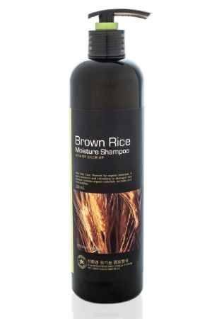 Купить Brown Rice Шампунь увлажняющий Hyssop Moisture, 520 мл