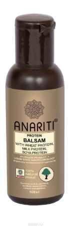 Купить Anariti бальзам протеиновый на основе протеинов пшеницы, молока и сои,100 г