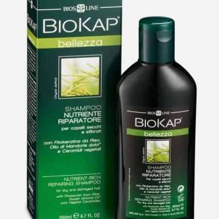 Купить BioKap Шампунь питательный, восстанавливающий, 200 мл