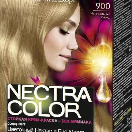 Купить Schwarzkopf Краска для волос Nectra Color, оттенок 900 Натуральный блонд , 142,5 мл