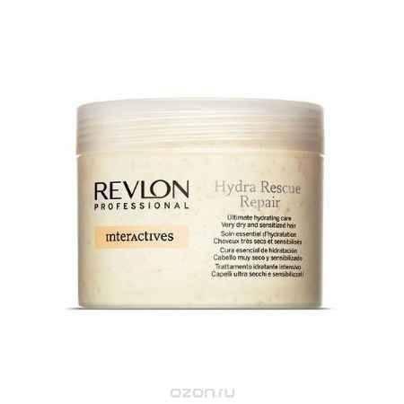 Купить Revlon Professional Interactives Увлажняющий уход для волос Hydra Rescue Repair 450 мл