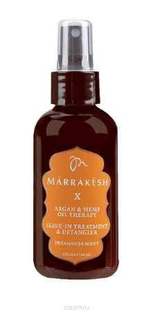 Купить Marrakesh Несмываемый спрей, кондиционер для тонких волос Dreamsicle (мандарин и слива), 355 мл