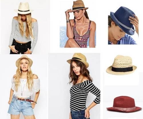Модные панамы