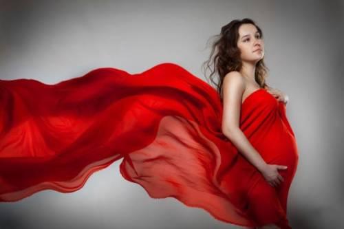 Как выбрать платье для беременных