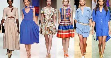 Модные платья этого лета