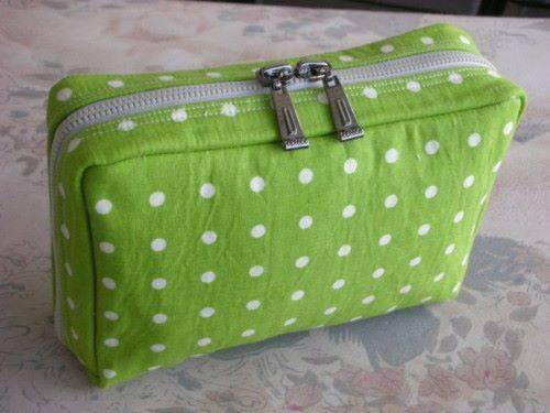 Самодельная сумочка для документов