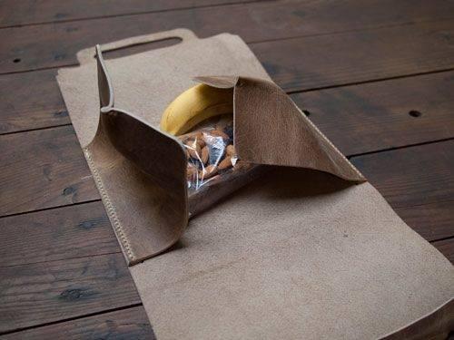 Выкройка сумки для документов
