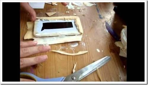 Как сделать телефон в домашних условиях