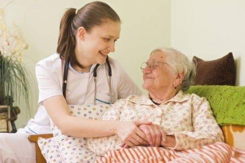 патронаж для пожилых