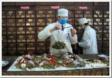 Чем известна народная медицина Китая?