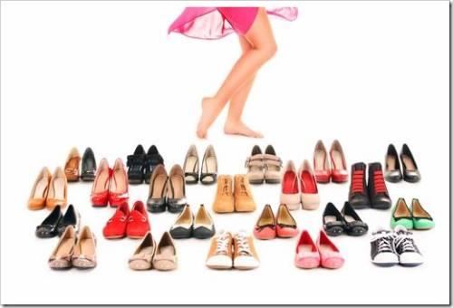 Выбираем комфортную обувь