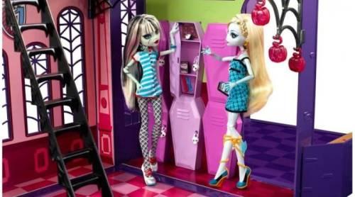Домик для кукол Монстер Хай